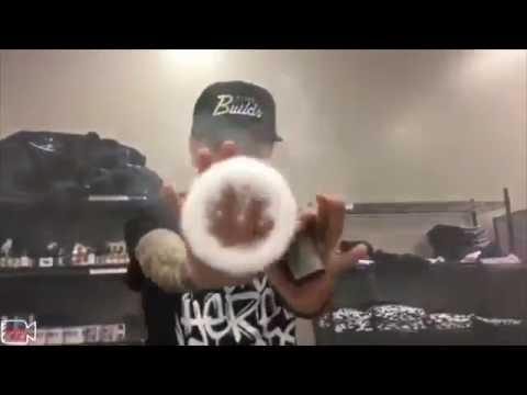 ΑΠΙΘΑΝΑ ΚΟΛΠΑ ΜΕ ΚΑΠΝΟ - BEST SMOKE TRICK VINES (best smoke rings and tricks) - Vape Tricks (видео)