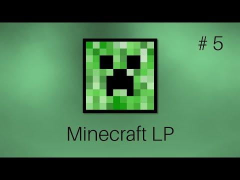 Minecraft Let's Play #5: Blaze Rod Get!