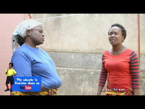 Who Told You We Are Friends!? Kansiime Anne. African Comedy