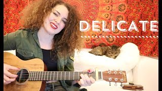 Taylor Swift - Delicate Cover
