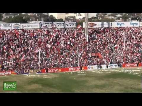 Recibimiento hinchada INSTITUTO vs Ferro - Los Ranchos - Instituto