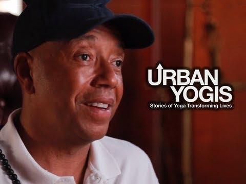 Yoga and Thriving at Business - Russell Simmons' Story   URBAN YOGIS -  Deepak Chopra