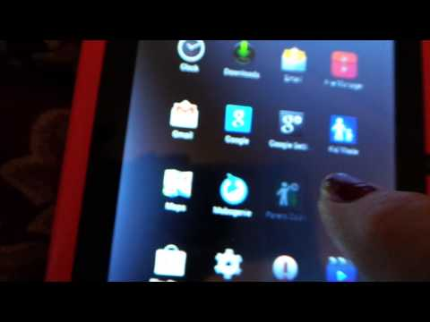 Dragon Touch® Y88X 7'' Quad Core Tablet SHORT VIDEO