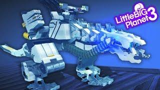 LittleBigPlanet 3 - Horizon Zero Dawn: Thunderjaw - Giant Robot Dinosaur