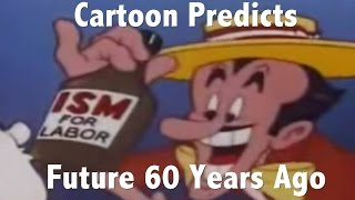 Video Cartoon predicts the future more than 60 years ago. This is amazing insight! MP3, 3GP, MP4, WEBM, AVI, FLV Mei 2018