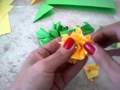 Jak wykonać ozdobną różę z kręciołów?