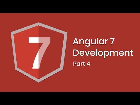 Learn Angular 7  | Part 4 | Eduonix