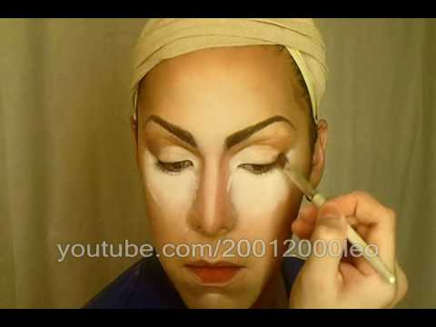 dragqueen - Tienda/ Store :http://jewelsmetics.com/ Facebook : https://www.facebook.com/Veronnasapphirefans Products Used.: Makeup Brushes. SIGMA TRAVEL BRUSHES. Color p...