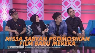 "Video BROWNIS - Nissa Sabyan Promosikan Film Barunya ""Menjemput Mimpi"" (24/6/19) Part 3 MP3, 3GP, MP4, WEBM, AVI, FLV Juni 2019"