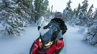 8. 2018 Ski-Doo Expedition Superwide Track Back Country