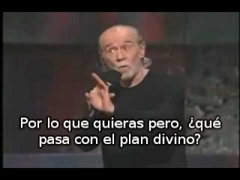 Religion is Bullshit - George Carlin (sub-español)