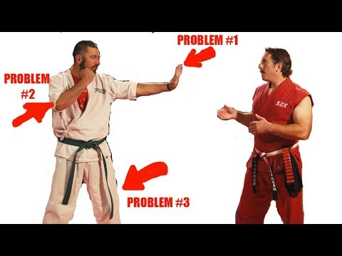The Gracie BJJ Fighting Stance is Bullshit