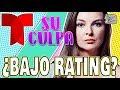 Marjorie de Sousa pone en peligro los ratings de Al Otro Lado Del Muro