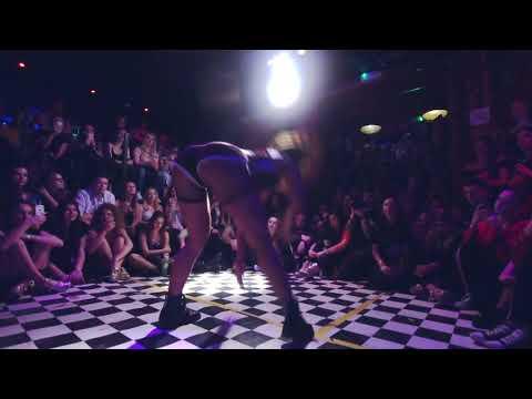 Dancehall Queen Style dance by Jasmin Halper | A Queen Ting