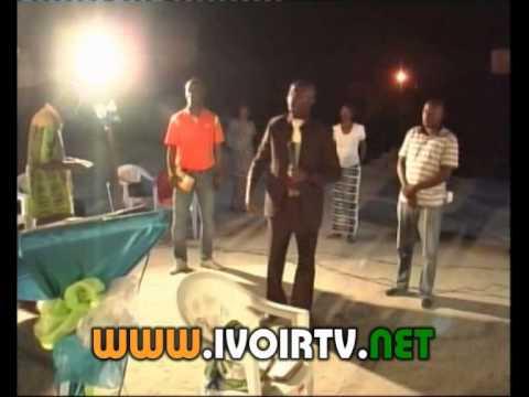 Cote d'Ivoire :Veillée de priere du Prophete ELIE MOISE vendredi 09 11 12.