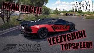 Video Lamborghini Yeezy? YEEZYGHINI  - Forza Horizon 3 Indonesia #34 MP3, 3GP, MP4, WEBM, AVI, FLV November 2017
