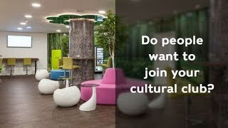 Do people want to join your culture club? | MPL Interiors