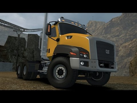 Cat CT660 Cabin Accesories v1.0