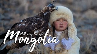 A Journey Through Mongolia (Full Length Documentary)