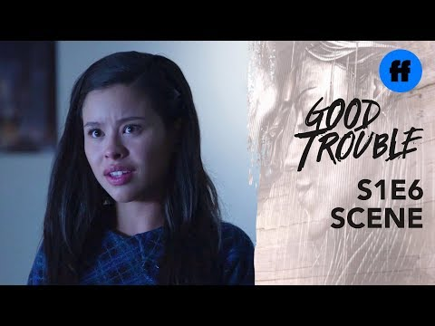 Good Trouble Season 1, Episode 6 | Mariana Stands Up For Herself | Freeform