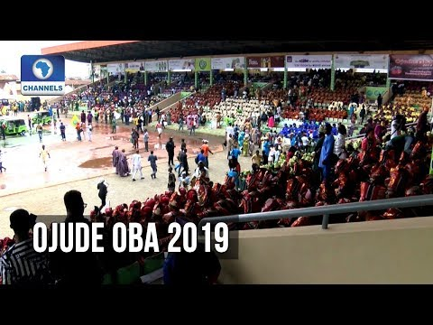 Ijebu People Celebrate 2019 Ojude Oba Festival