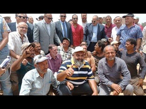 صدى البلد | المسئولون لـ «أهالي أبو خريطة»: مصنع تدوير القمامة سيكون آمن تماماً