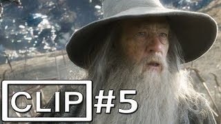 "The Hobbit 3 ""Attack the City"" Clip - Battle of the Five Armies"