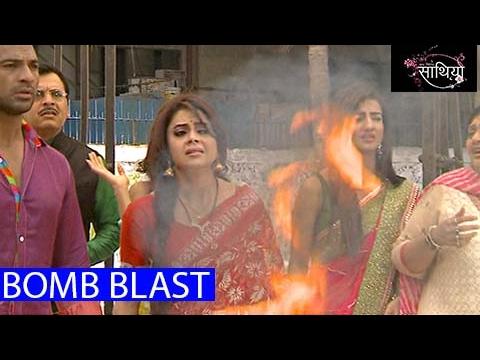 BOMB BLAST In Saath Nibhaana Saathiya | Gopi & Mod