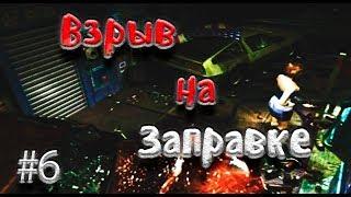 Residen Evil 3 Nemesis Прохождение на сложном #6 Взрыв на заправке