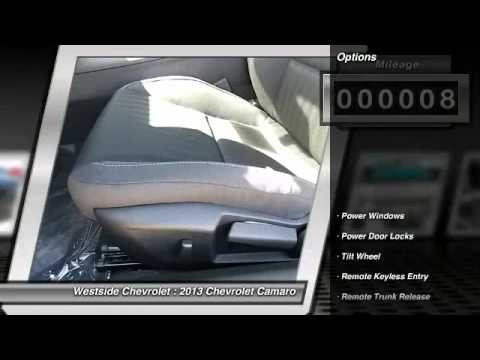 2013 Chevrolet Camaro Katy Texas 30991