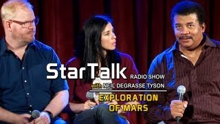 Video JIM GAFFIGAN & SARAH SILVERMAN: StarTalk with Neil deGrasse Tyson -  Curiosity Mars Rover MP3, 3GP, MP4, WEBM, AVI, FLV September 2019