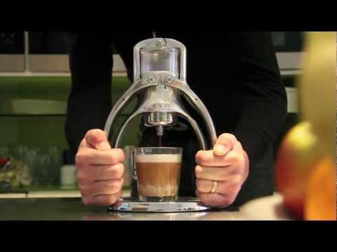 ROK Espresso Maker – Latte
