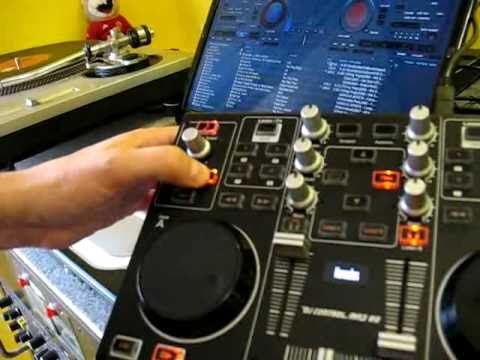 comment installer dj control mp3 e2