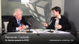 """Fernando Castedo: """"Cesé a Gabilondo por un programa sobre el paro que no había revisado"""""""