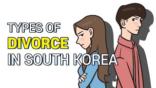 [Korean Lawyer] Types of Divorce in South Korea
