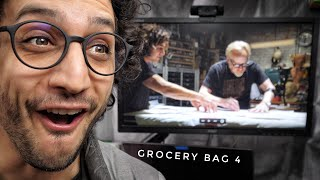 My Dream Grocery Bag Will Become REALITY ! by Alex French Guy Cooking