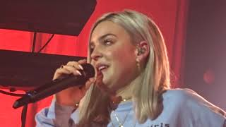 Video Anne Marie - Got Emotional at Perfect ( Live in Amsterdam - Speak Your Mind Tour, Melkweg ) 2018 MP3, 3GP, MP4, WEBM, AVI, FLV Juni 2018
