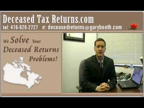 P39 Income Tax Preparation Services in Toronto  | backtaxescanada.ca