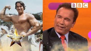 Video Arnold Schwarzenegger chats about workout routines - The Graham Norton Show - Series 12 - BBC One MP3, 3GP, MP4, WEBM, AVI, FLV Juni 2019