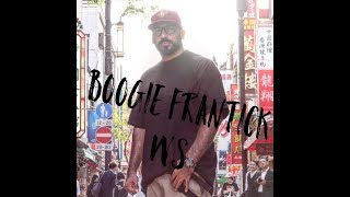 Boogie Frantick WS – 世界と学生ツナグPROJECT With ALMA