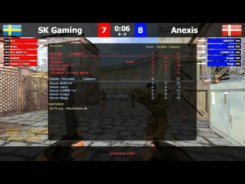 FCL Week 1: Anexis vs SK Gaming