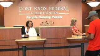 Fort Knox Federal Credit Union Bardstown Branch Is Now Open!