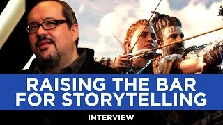 Hyped for Horizon Zero Dawn? TamTu sat down with narrative director John Gonzales from Guerrilla Games to discuss storytelling and how things changed for the company going from FPS to RPG.ENTER THE LIMITED EDITION GIVEAWAY! - http://bit.ly/ZG-HZDGiveawayYOU NEED A COOL SHIRT?► http://shop.zoomin.tv/#/ZoominGamesShop ▓▓▓▓▓▓▓▓▓▓▓▓▓▓▓▓▓▓▓▓▓▓▓▓▓▓▓▓▓▓▓▓▓▓▓▓ZOOMINGAMES ON SOCIAL MEDIA► Twitter - http://www.twitter.com/zoomingames ► Facebook - https://www.facebook.com/zoomingames► Instagram - zoomingames.ig► Discord - https://discord.gg/3xzSxEa► Twitch - http://www.twitch.tv/zoomintvgames▓▓▓▓▓▓▓▓▓▓▓▓▓▓▓▓▓▓▓▓▓▓▓▓▓▓▓▓▓▓▓▓▓▓▓▓MUSIC AND AUDIOMusic provided by Epidemic Sound.http://www.epidemicsound.com/youtube-creator-subscription/▓▓▓▓▓▓▓▓▓▓▓▓▓▓▓▓▓▓▓▓▓▓▓▓▓▓▓▓▓▓▓▓▓▓▓▓ABOUT US ZoominGames is the number one source for game related top five videos, list videos, game information and everything with some comedy.▓▓▓▓▓▓▓▓▓▓▓▓▓▓▓▓▓▓▓▓▓▓▓▓▓▓▓▓▓▓▓▓▓▓▓▓PARTNERSHIPS Information about Youtube partnerships can be found here:http://corporate.zoomin.tv/youtube/become-a-partner/