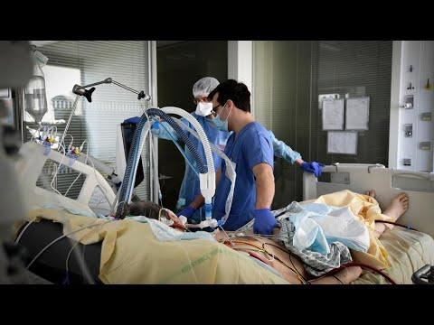 Covid-19 : il faudra bientôt trier les patients, alertent des médecins à Paris