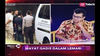 Video Penemuan Mayat Gadis Dalam Lemari, Kriminolog: Sebegitukahnya Kita BRUTAL? - iNews Sore 20/11 MP3, 3GP, MP4, WEBM, AVI, FLV November 2018