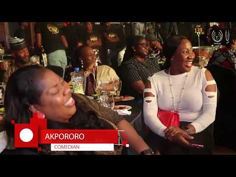 Comedian Akpororo's Amazing Performance At Alibaba january 1st concert 2020