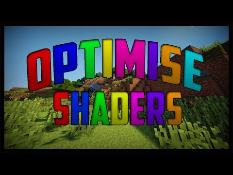 Minecraft: Optimise The Shaders MOD! (NO LAG/60+ FPS) (видео)