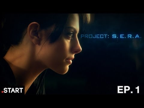 sci fi - Watch episode 2 now! http://youtu.be/Qt4hM-TYiHY Project: S.E.R.A. follows Gillian Eames (Julia Voth) and Lt. Riggins (Derek Theler) as they race against the...