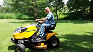 6. Cub Cadet Zero-turn tractor for sale!
