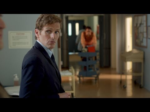 Endeavour, Season 4: Episode 3 Scene